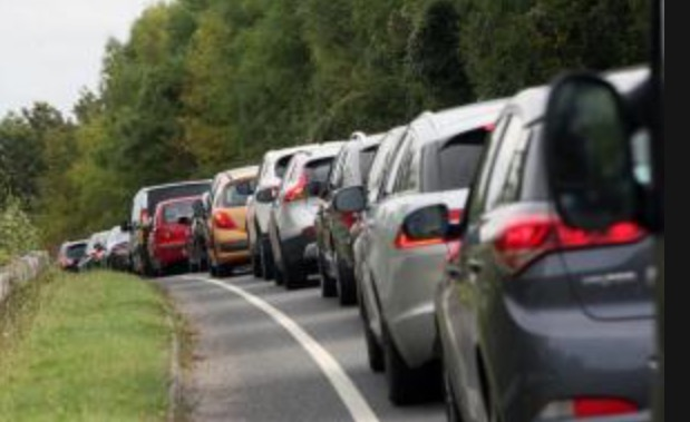 Severe delays and closures on A1 due to 'medical emergency'