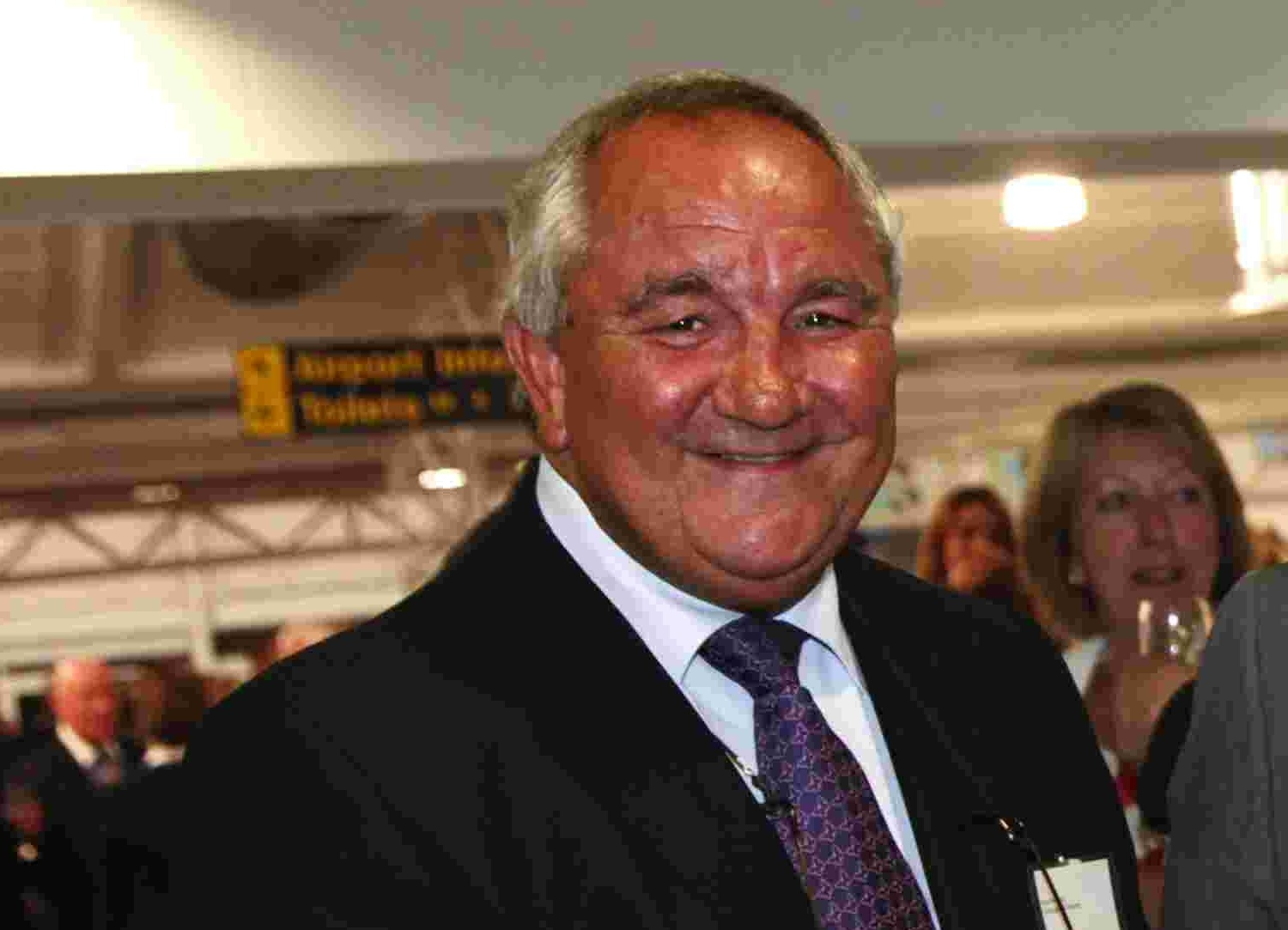 Cllr Boyd Mortimer passed away on Saturday, April 21