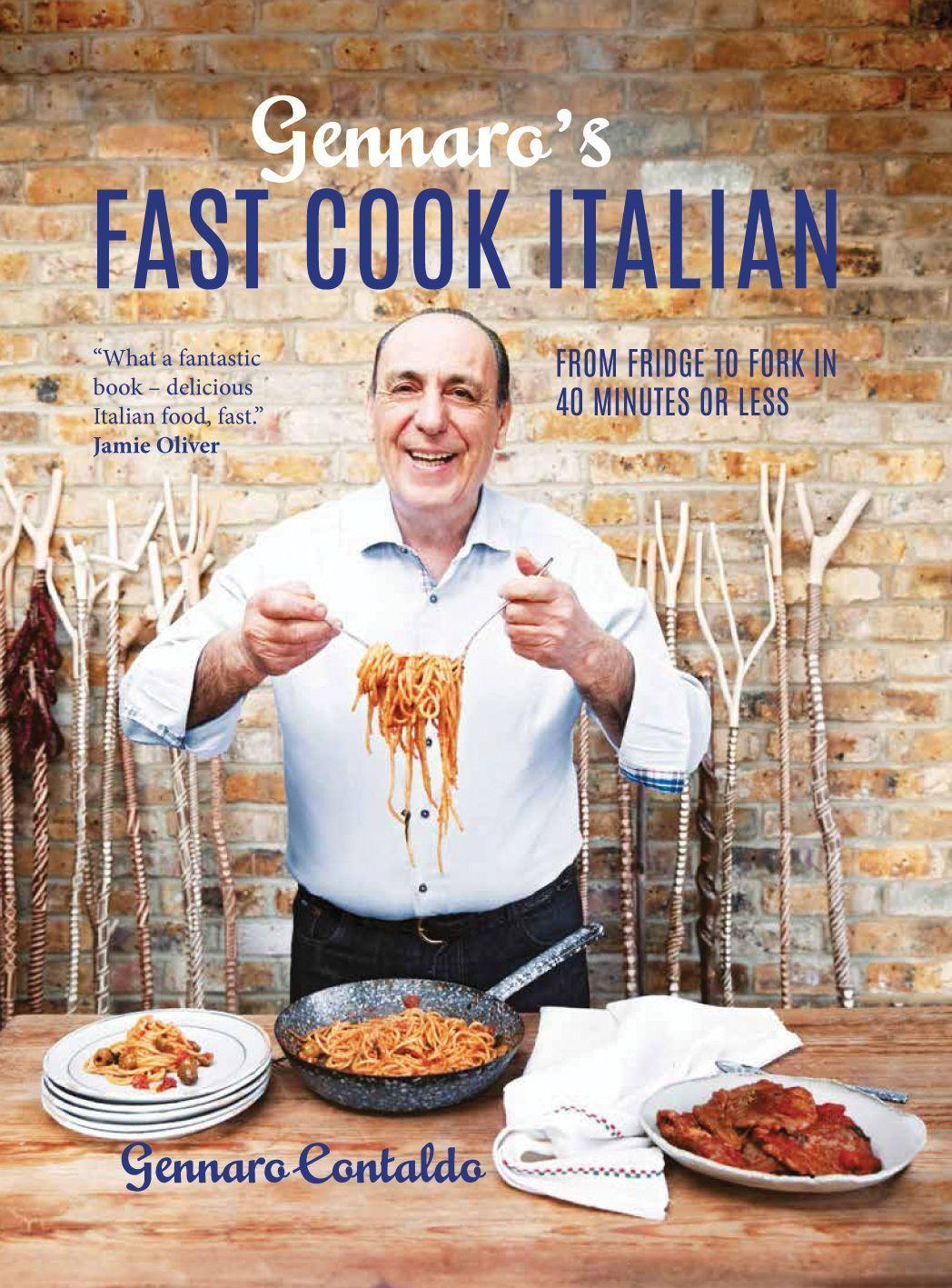 Talking italian fast food with tv chef gennaro contaldo try this talking italian fast food with tv chef gennaro contaldo try this recipe from his new cookbook fast cook italian forumfinder Gallery