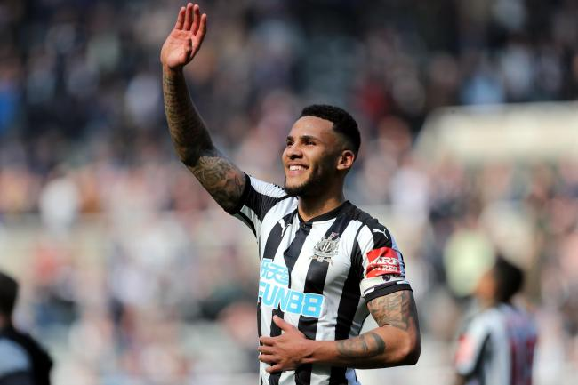 1a701d8f4 Newcastle United s Jamaal Lascelles is wanted by Everton