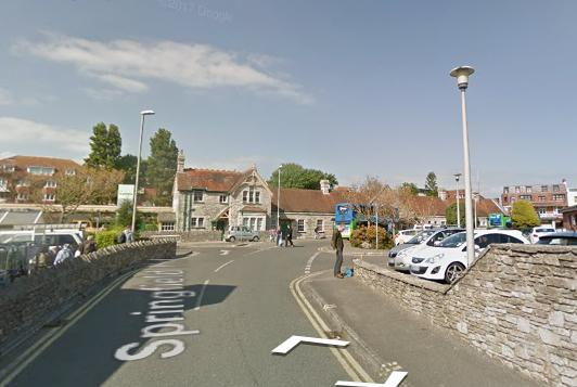 Springfield Road in Swanage. Picture: Google Street View.