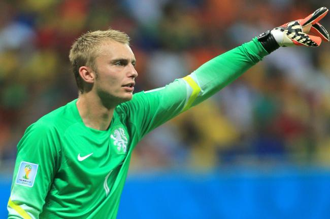 Jasper Cillessen says he'd be happy to stay at Barcelona is they want him to stay