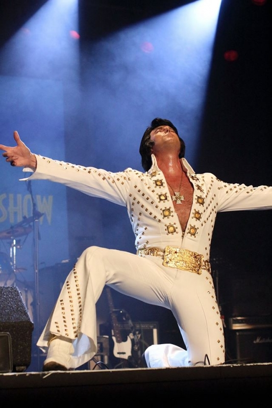Elvis Tribute Night - Followed by After Party Discotheque