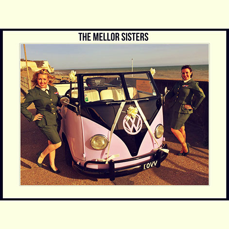 The Mellor Sisters from The Blitz to The Ritz
