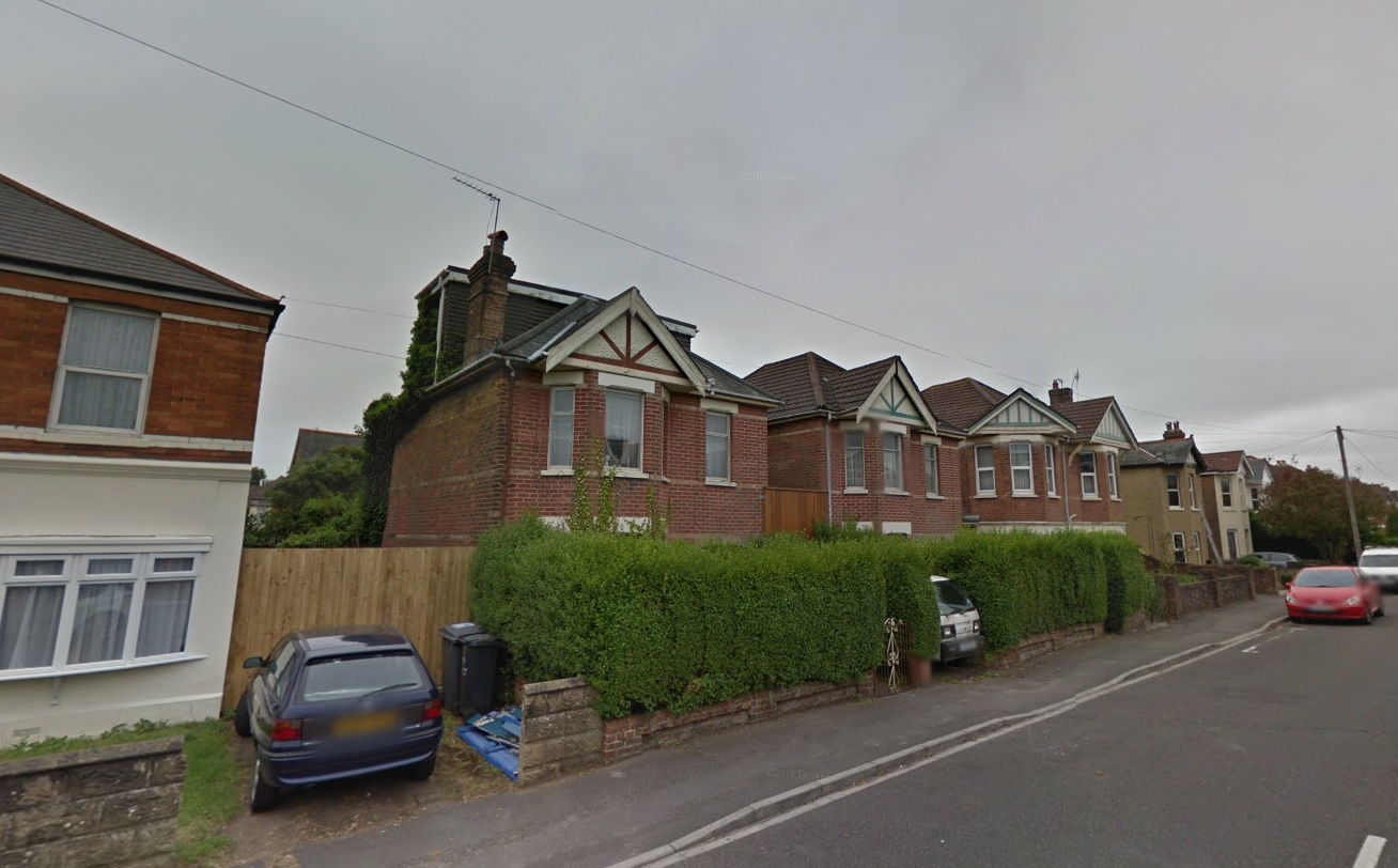 Properties in Nortoft Road. Picture, Google Maps