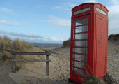 Bournemouth Echo: Phone box by romorga on Flickr