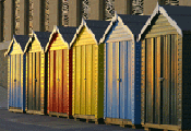 Bournemouth Echo: beach huts from flickr