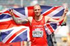 Great Britain's Dai Greene is out of the European Championships. (Martin Rickett/PA)