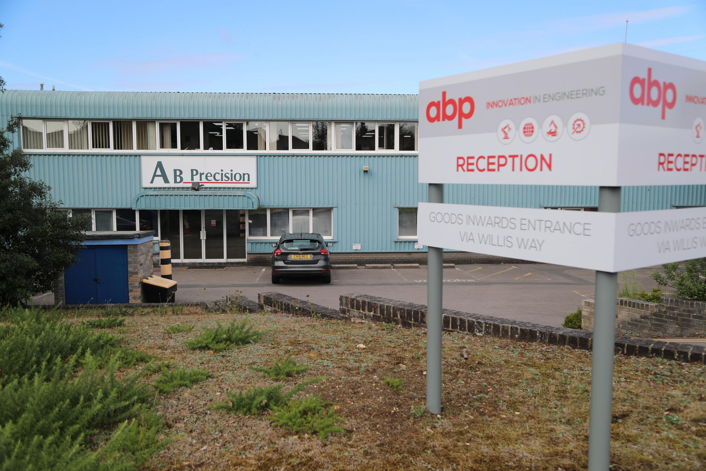 AB Precision at Fleets Lane in Poole