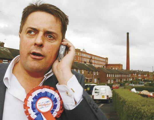 Nick Griffin: I didn't mean any offence to Bournemouth Uni