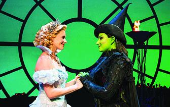 Wicked is coming to the Mayflower Theatre.