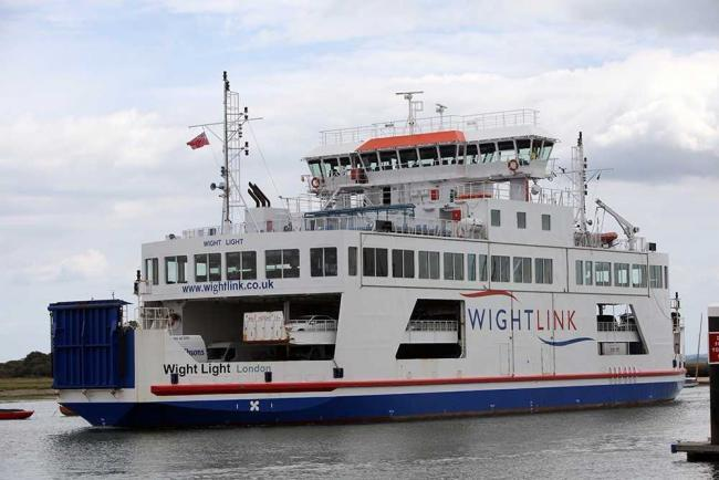 Ferry services suspended due to poor weather