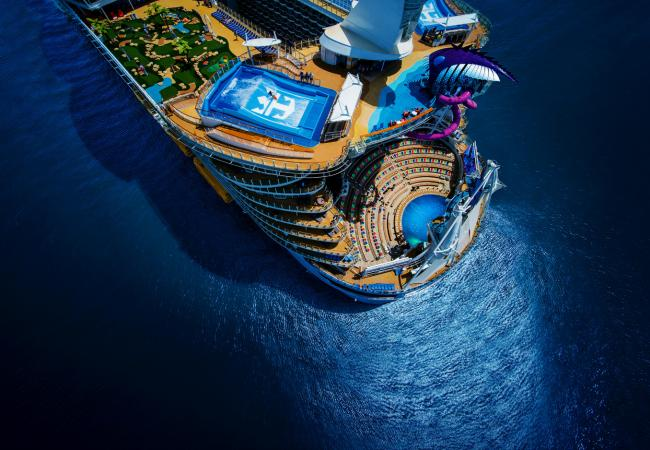 HM, Harmony of the Seas