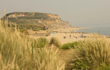 Death probe: Investigation launched as body found at Hengistbury Head