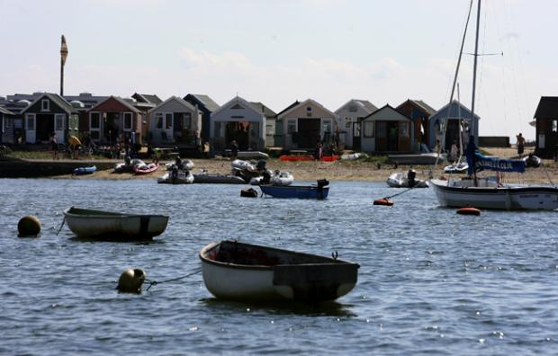 Reward offered after more than 70 burglaries to beach huts at Mudeford Sandspit