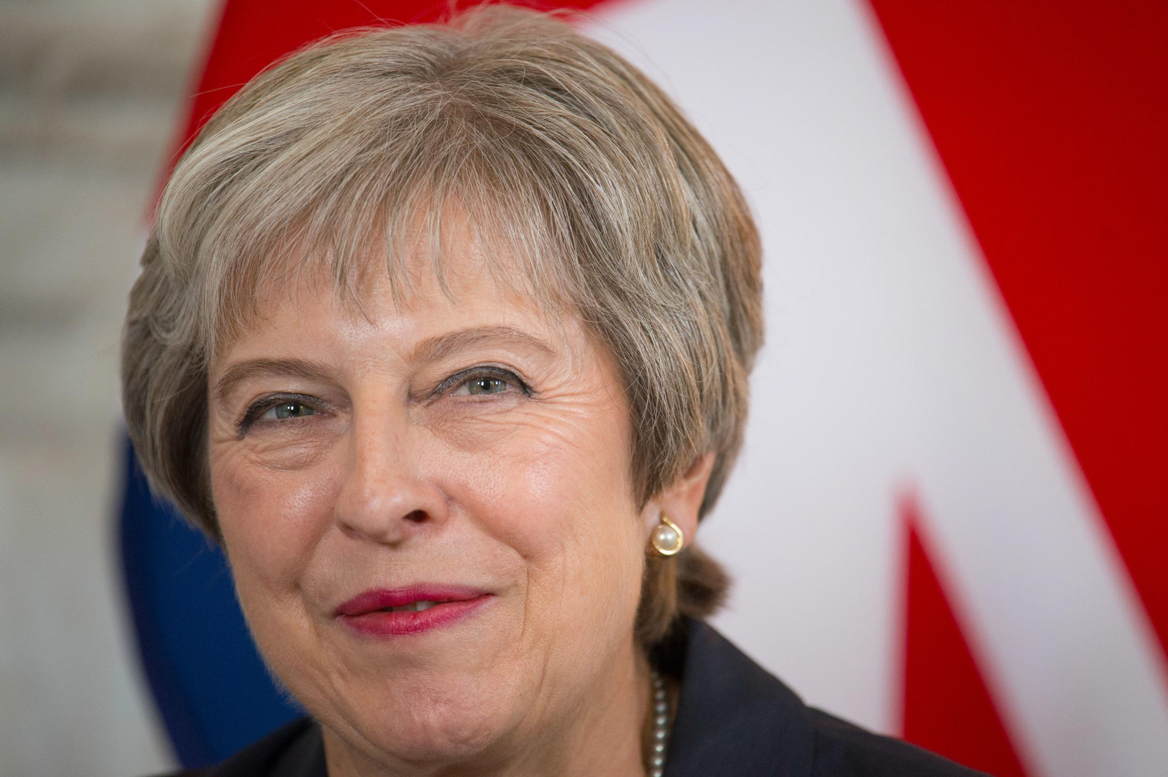 Prime Minister Theresa May. Picture: Dominic Lipinski/PA Wire