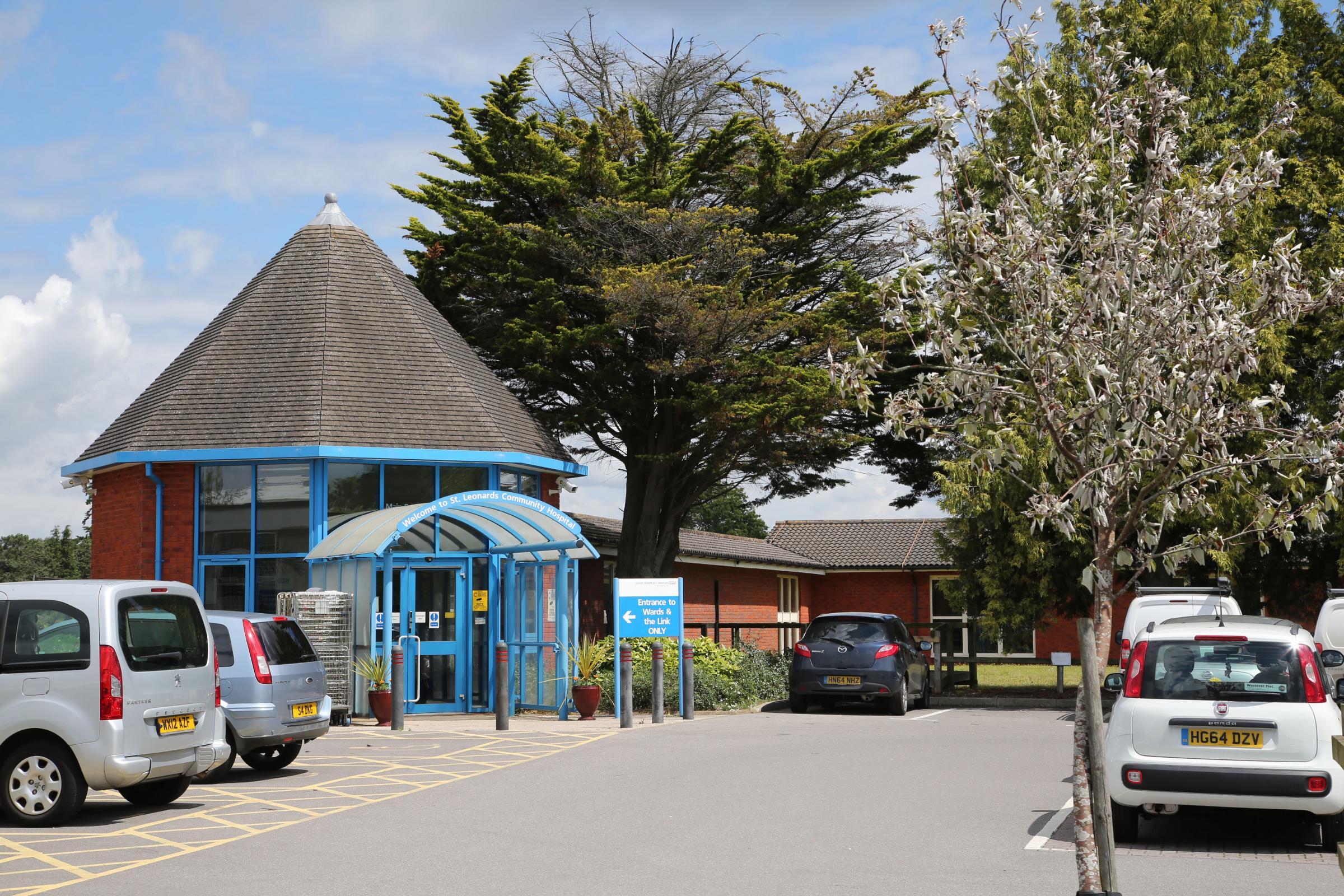 St Leonards Hospital Loses Ward For Older Peoples Rehabilitation