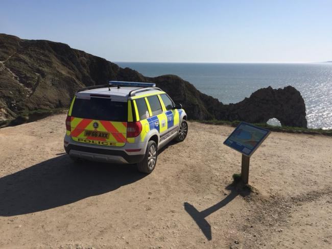 Little girl killed by 'freak' 8ft wave on family day out at Durdle Door