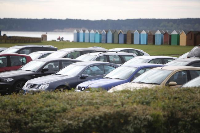REPORT: Poole council has assessed the impact of increased charges at car parks such as Hamworthy Park car park (pictured)