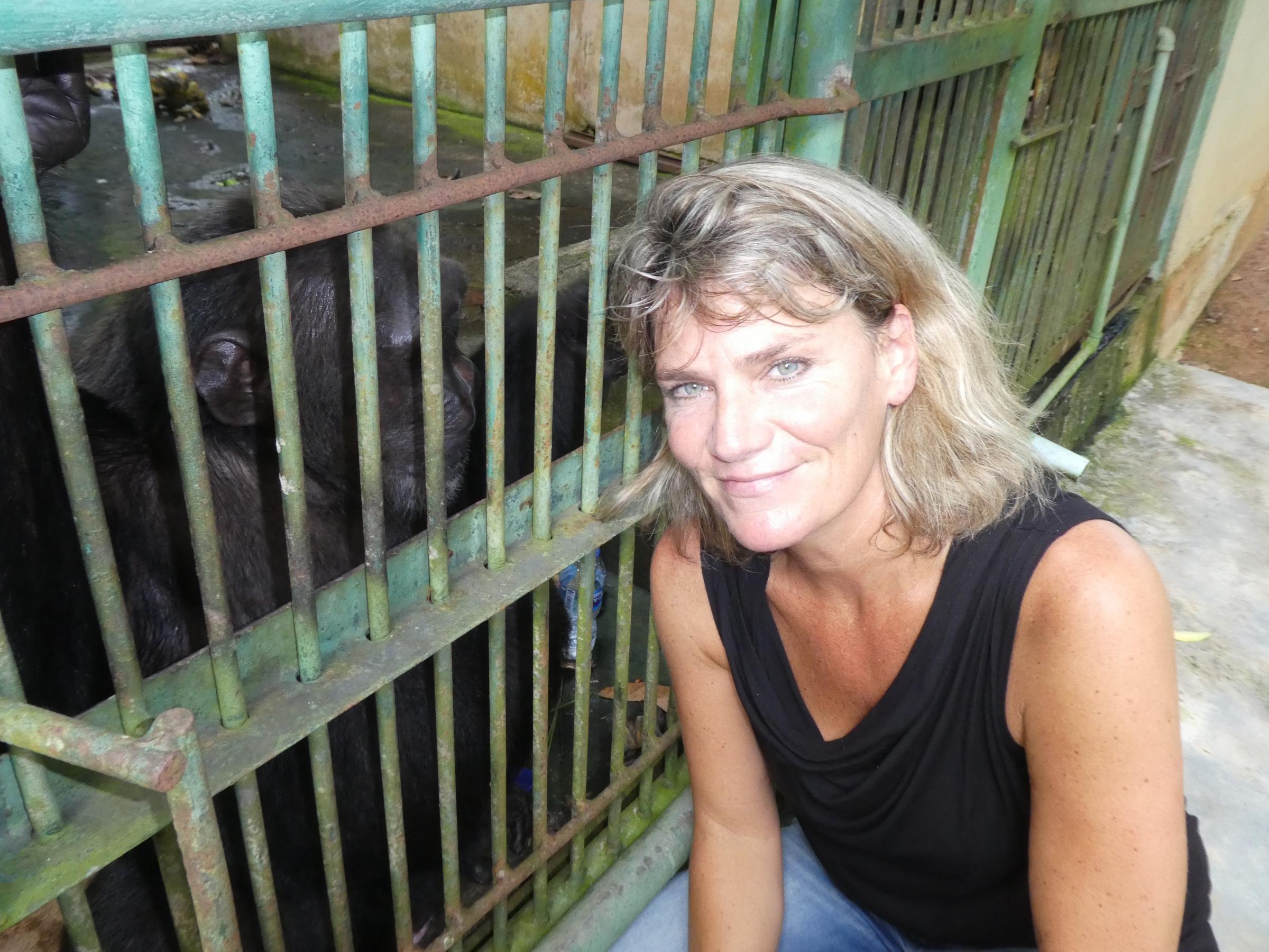 alison cronin monkey world dating anyone