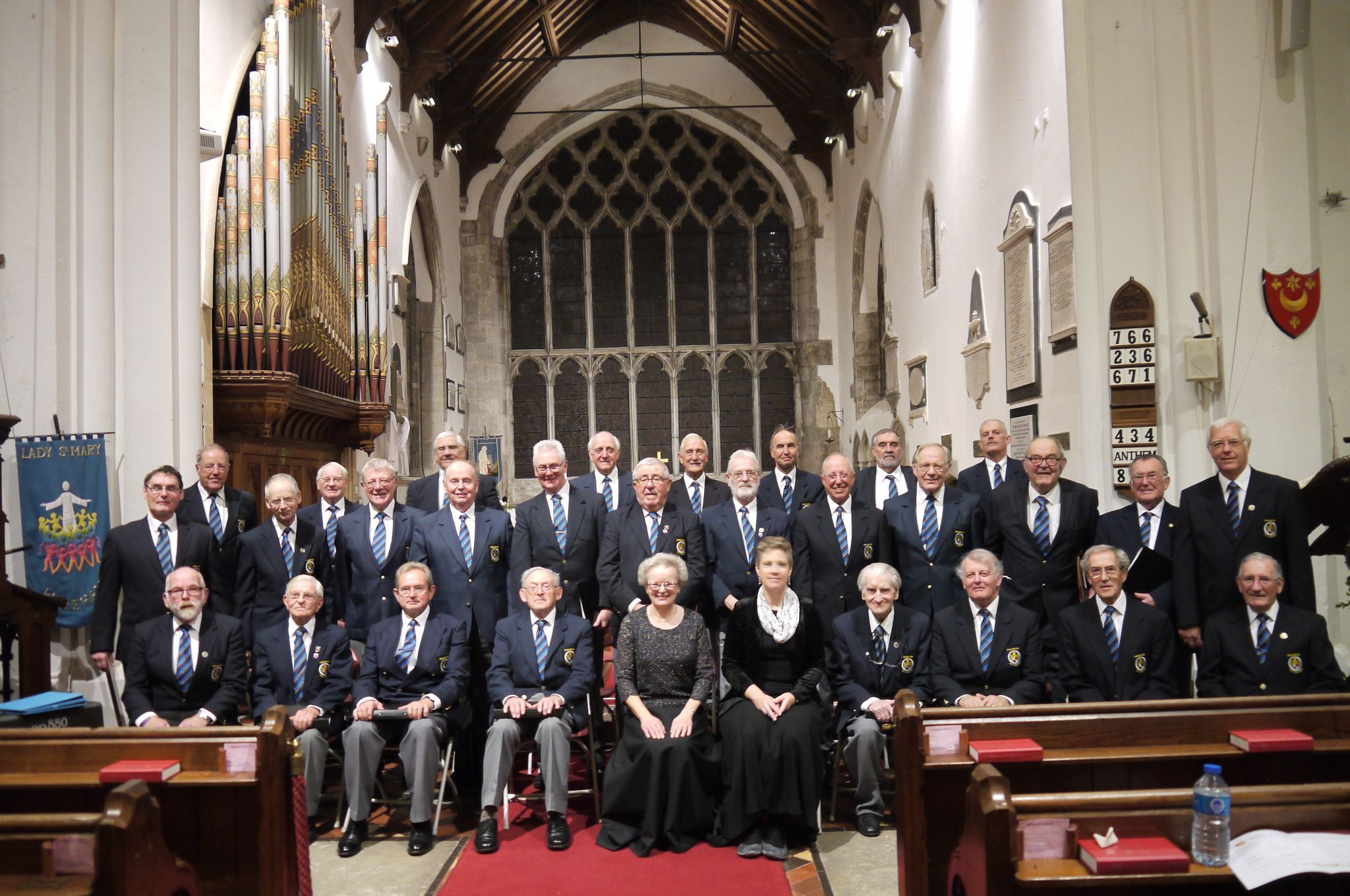 The Casterbridge Male Voice Choir