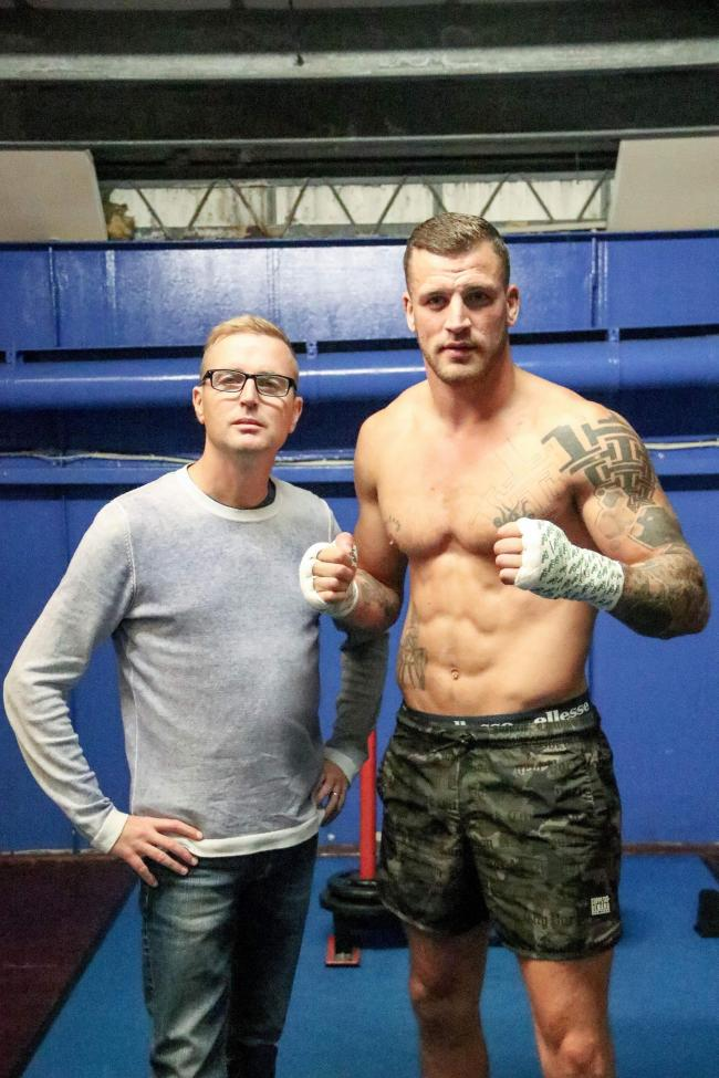 Businessman Joe Brown wants to take bareknuckle boxing to