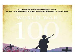 Where to buy special Daily Echo publication remembering World War One