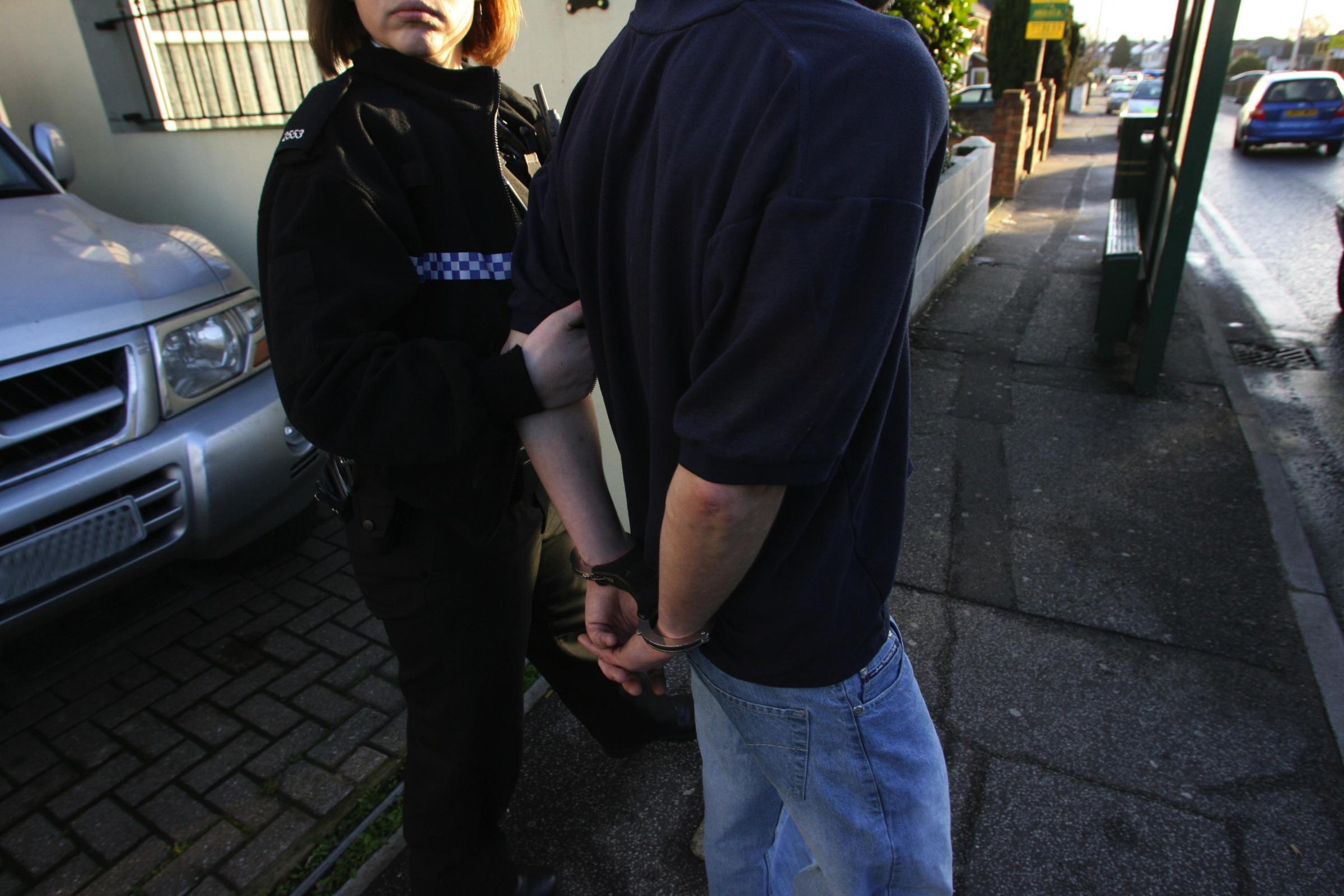 Police arrest a suspect in Bournemouth