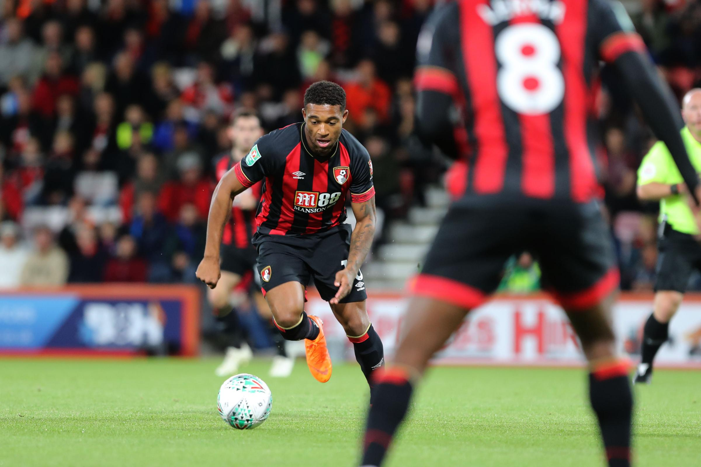 I need to work much harder, says Cherries winger Ibe