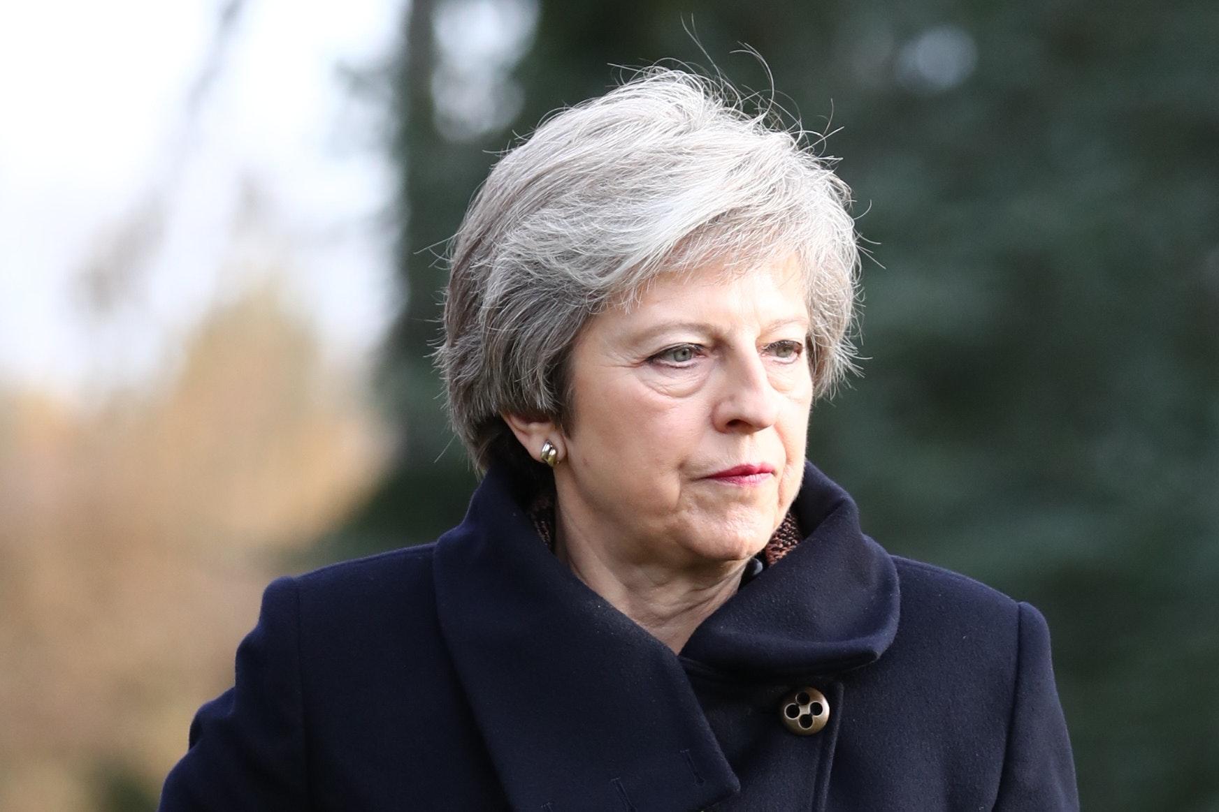 在警告欧盟脱欧谈判达到'结束游戏'后,可能会面对部长们