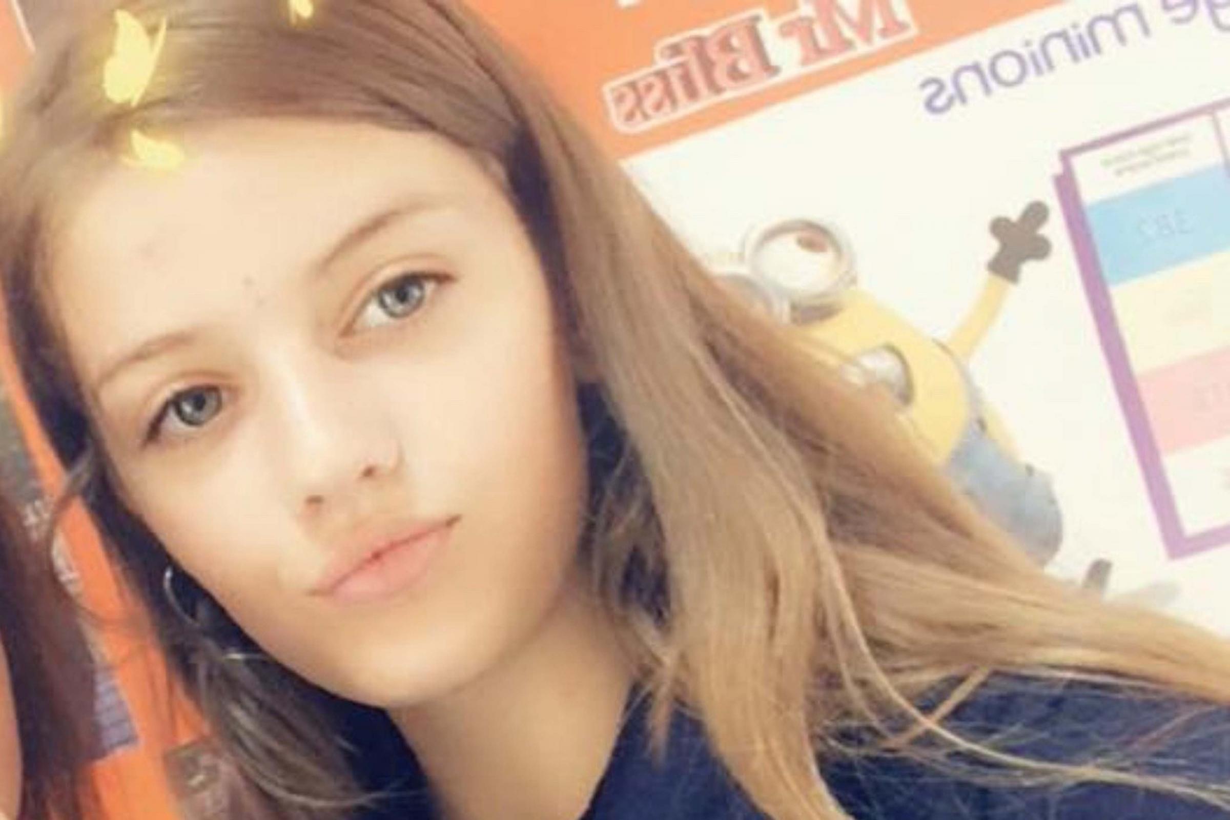 男子被控谋杀女学生Lucy McHugh,13岁
