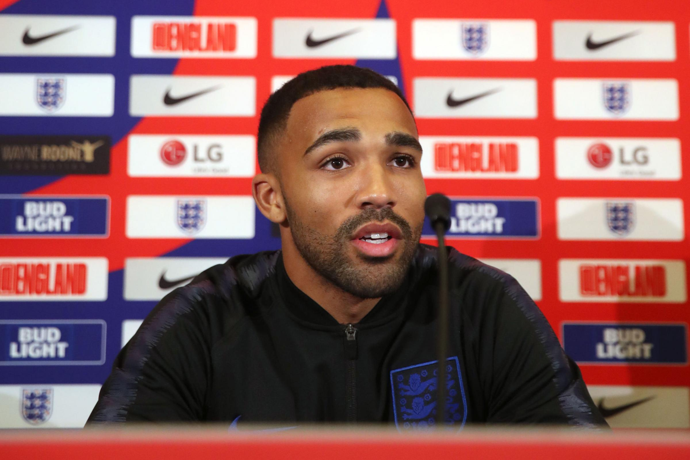 Three Lions hopeful Wilson played 'Wembley' on the streets as a youngster