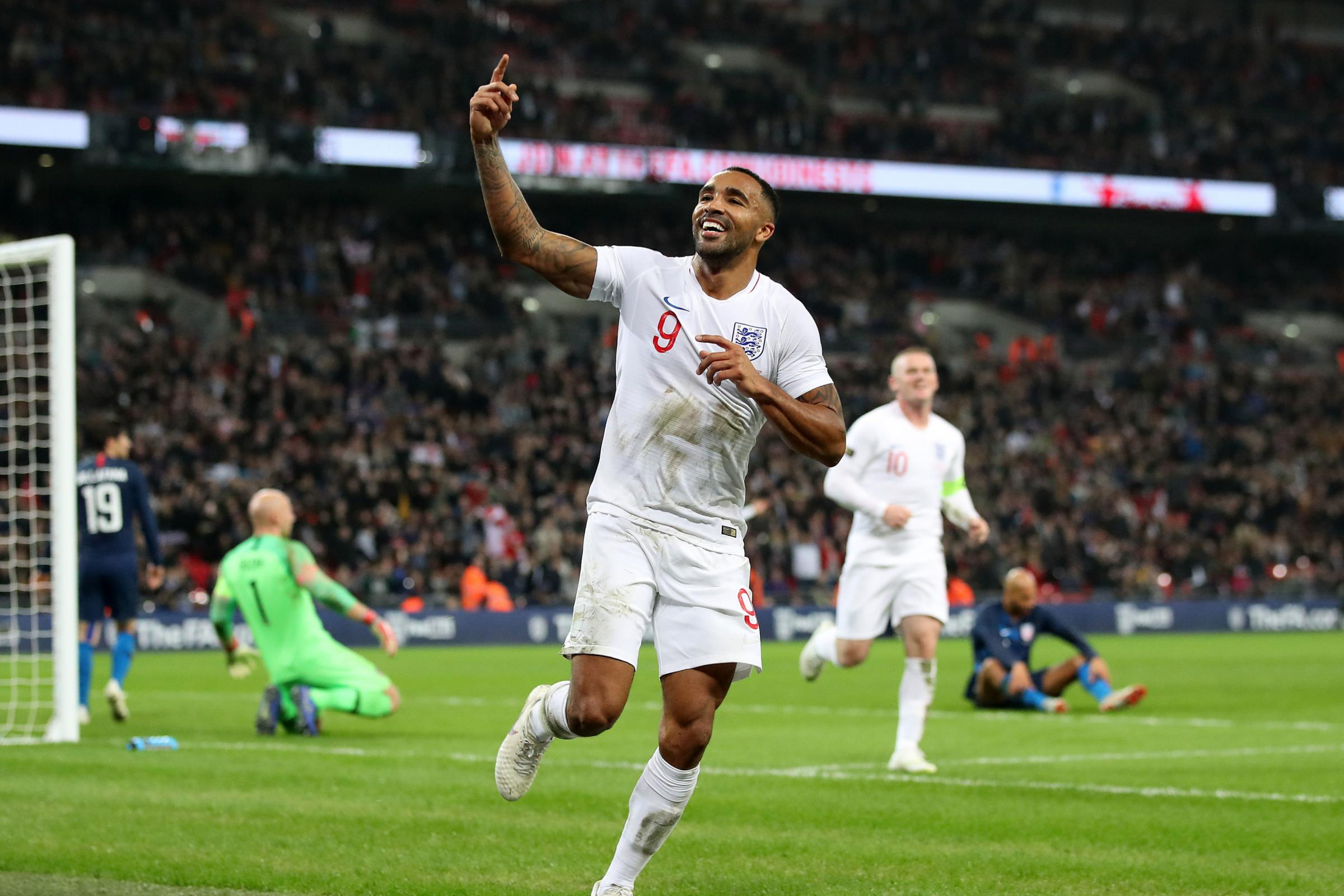 Wilson scores on dream England debut at Wembley