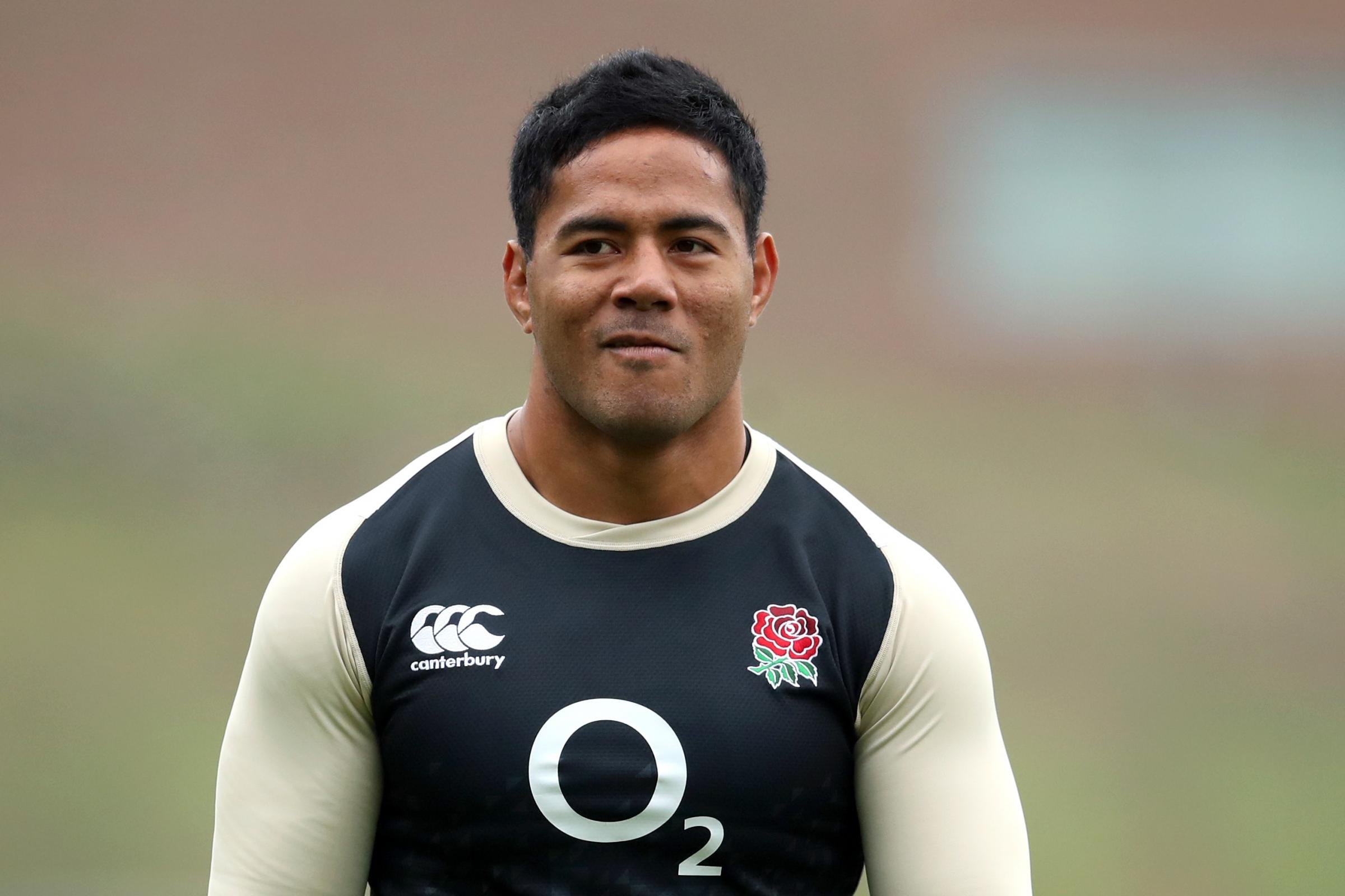 Manu Tuilagi could yet play for England against Australia