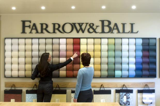 Farrow and Ball raise £50k for children's charity Julia's House