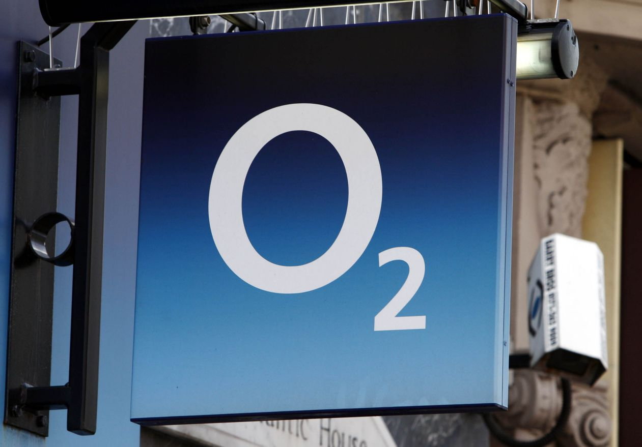 Data not working on O2 network this morning