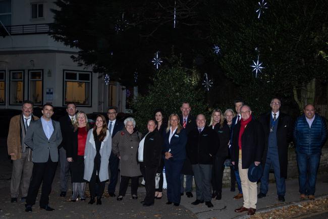 Christmas Tree Wonderland Bournemouth Coastal Bid.Have You Seen The Hundreds Of New Christmas Lights Along The