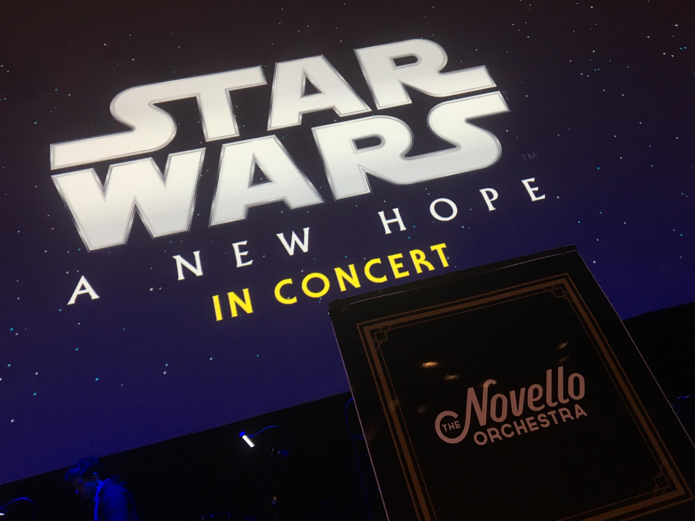 Review Star Wars Episode Iv A New Hope In Concert At The Bic Bournemouth Echo