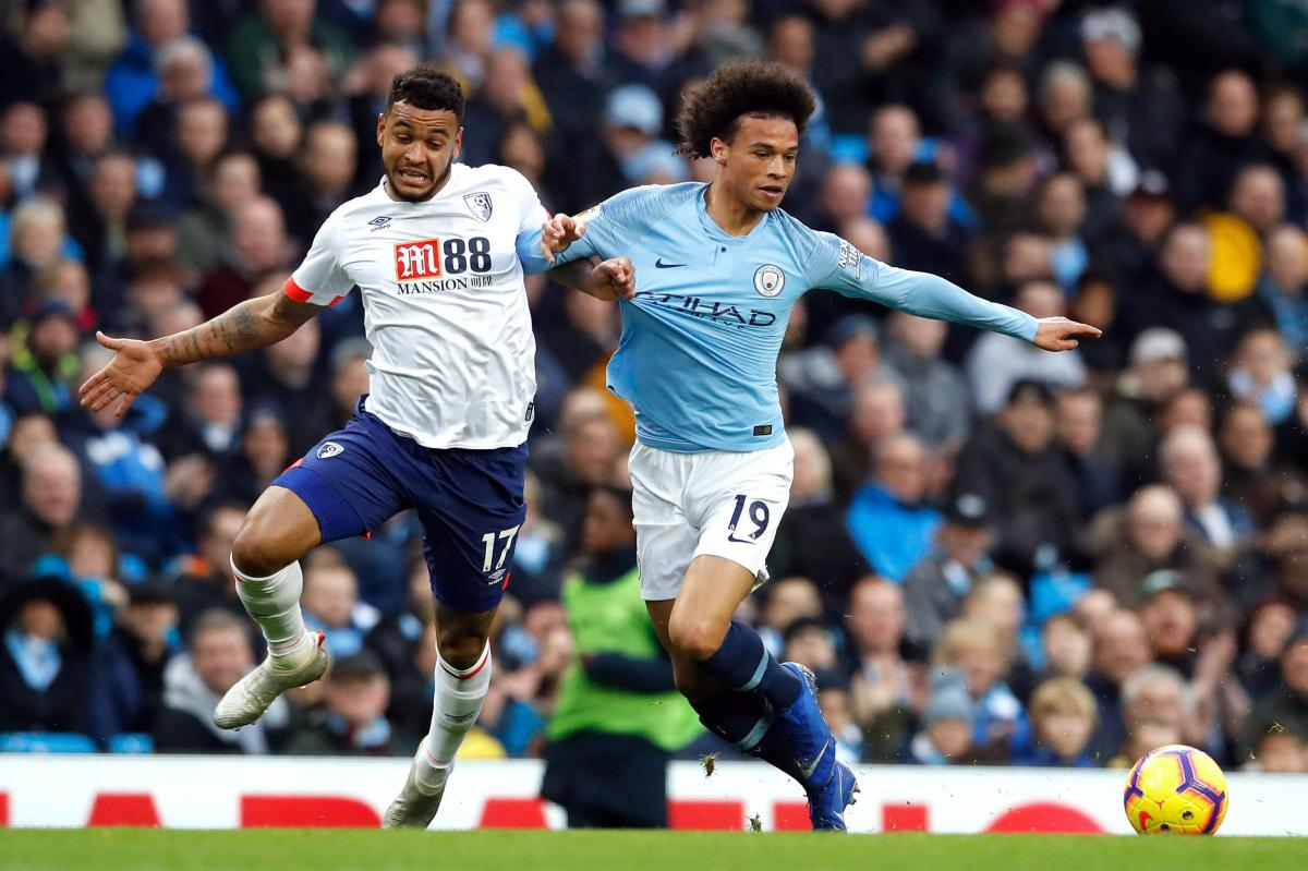 cherries overpowered by premier league leaders manchester city