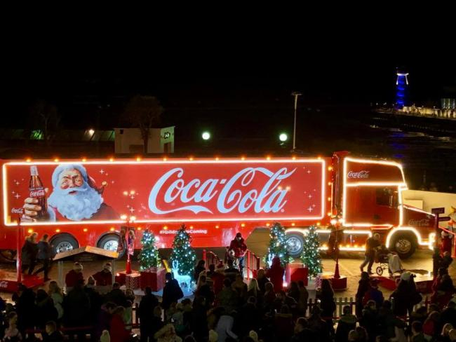 Holidays are coming: Where the Coca-Cola Christmas truck will visit this year
