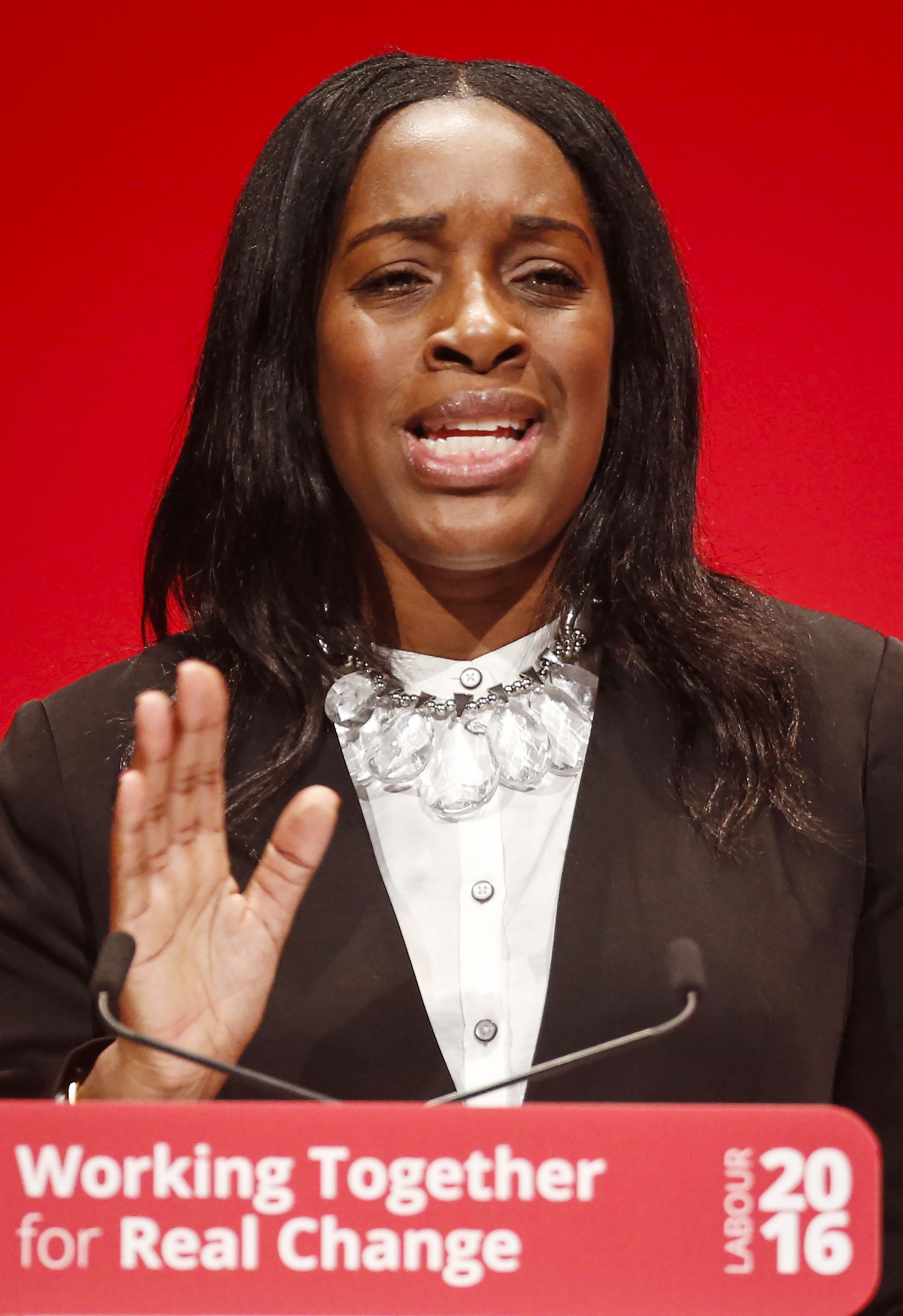 File photo dated 26/9/2016 of shadow international development secretary Kate Osamor who has resigned from the Labour front bench. PRESS ASSOCIATION Photo. Issue date: Saturday December 1, 2018. In a statement posted on her Twitter feed, Ms Osamor said wa