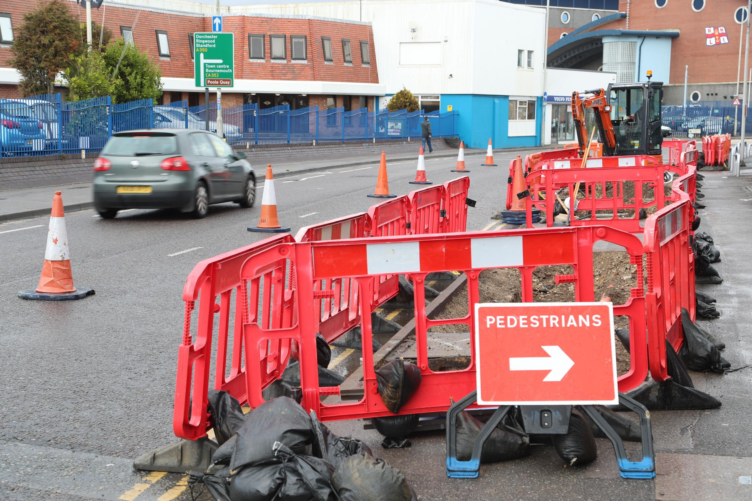 'One-way system in Poole town centre would marginalise cyclists'