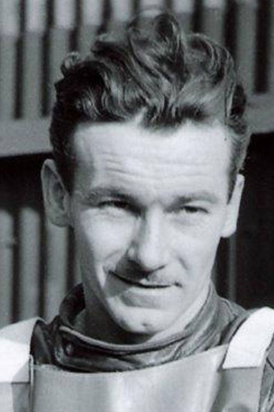 Former Poole Pirates captain Allan Kidd. Picture: John Somerville Collection