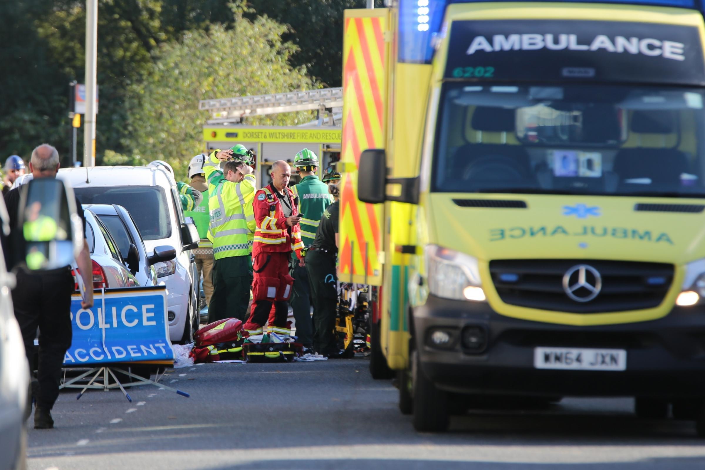 救护车报告突出了引起关注的原因