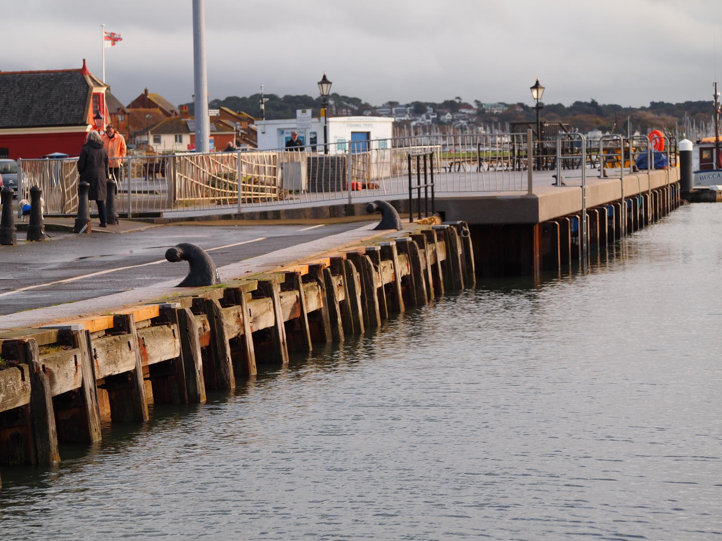 Poole's Town Quay