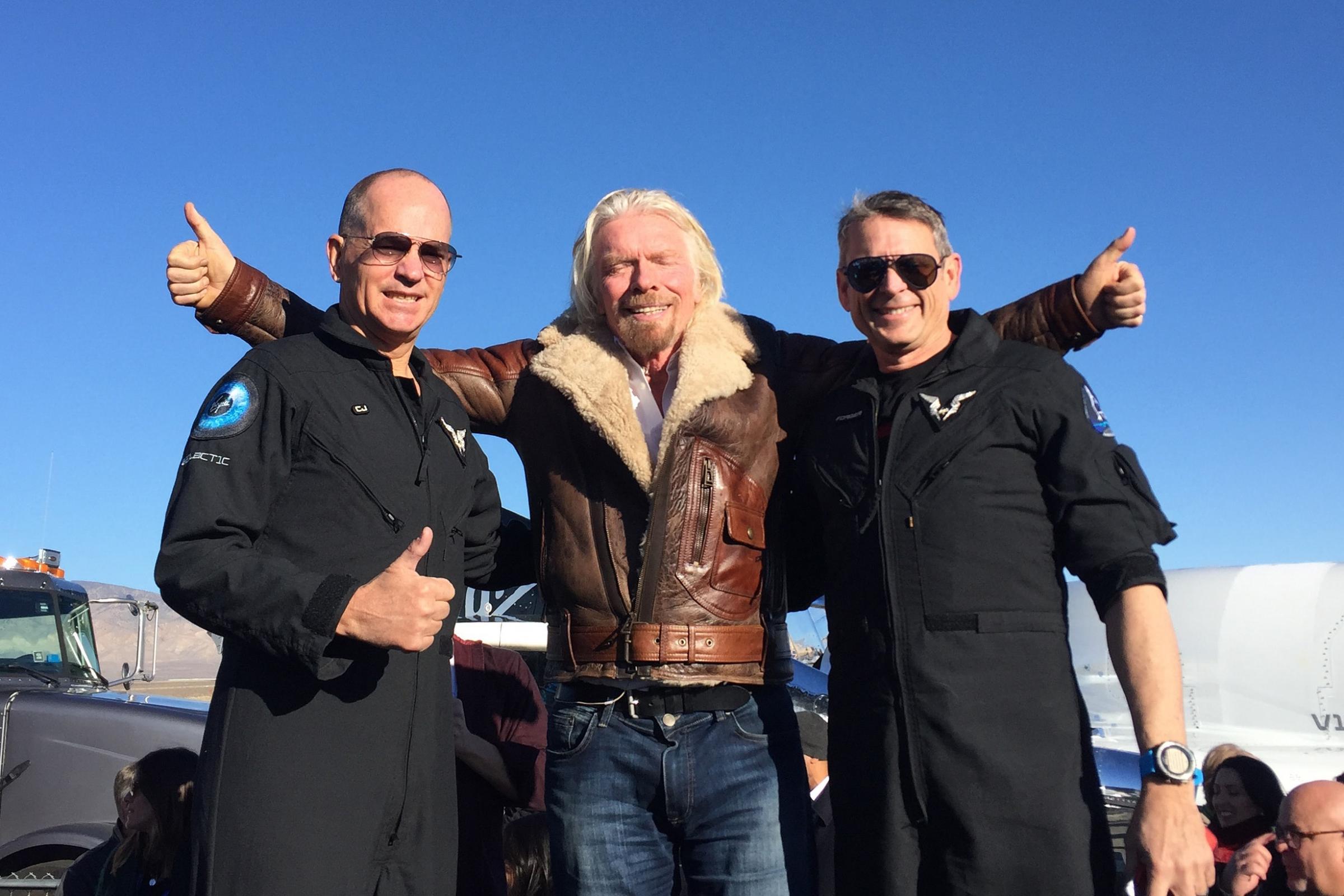 从SpaceX到维珍银河:太空旅游的竞赛