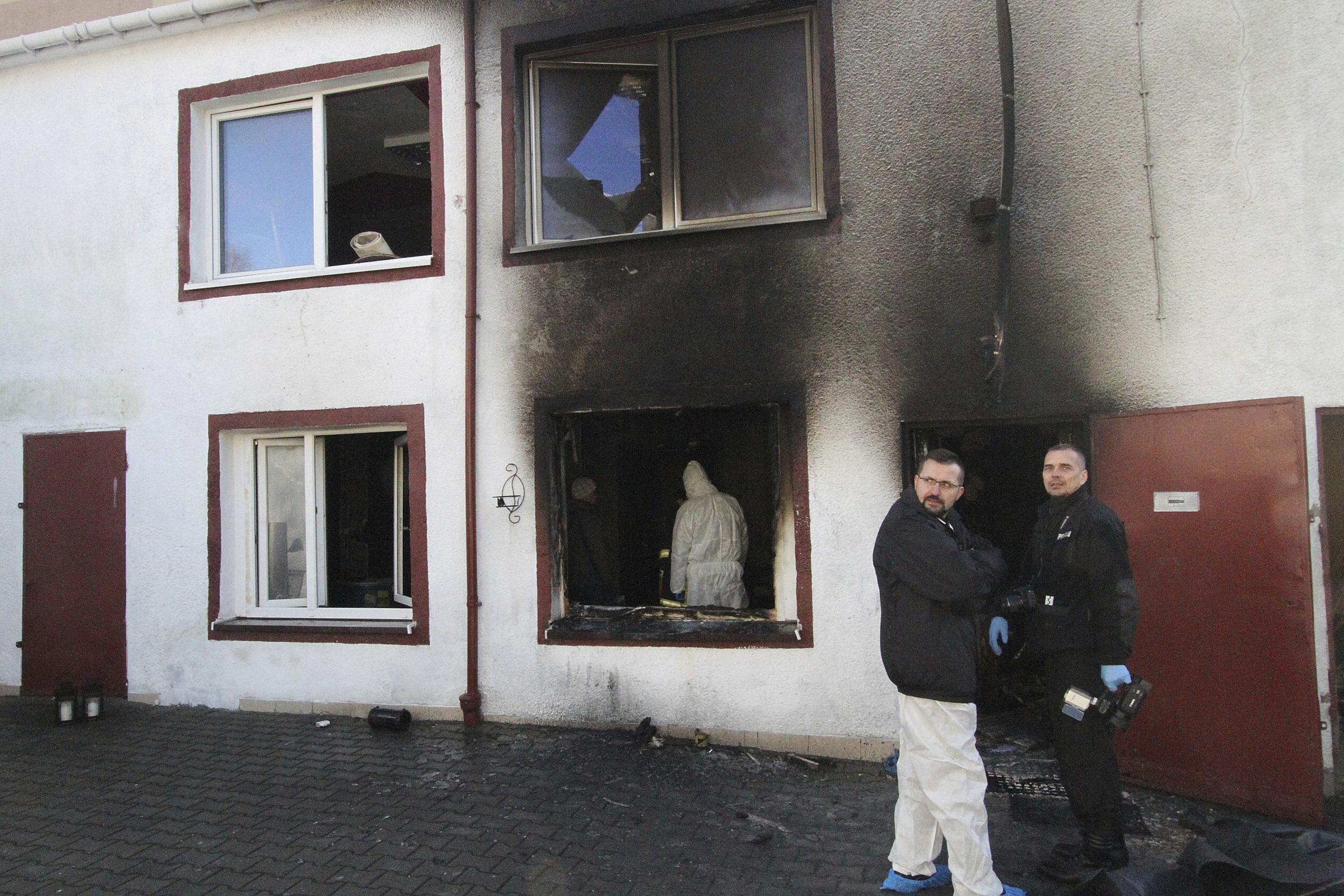 由于安全问题,波兰关闭了13个逃生场地