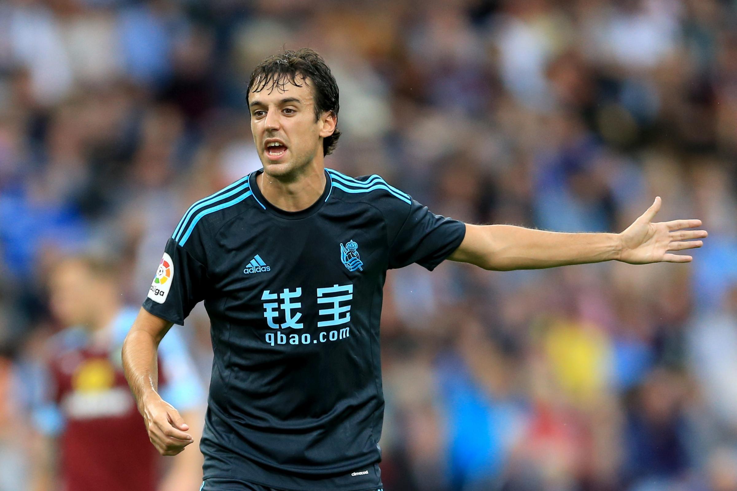 皇家马德里十人滑倒到Sociedad失利