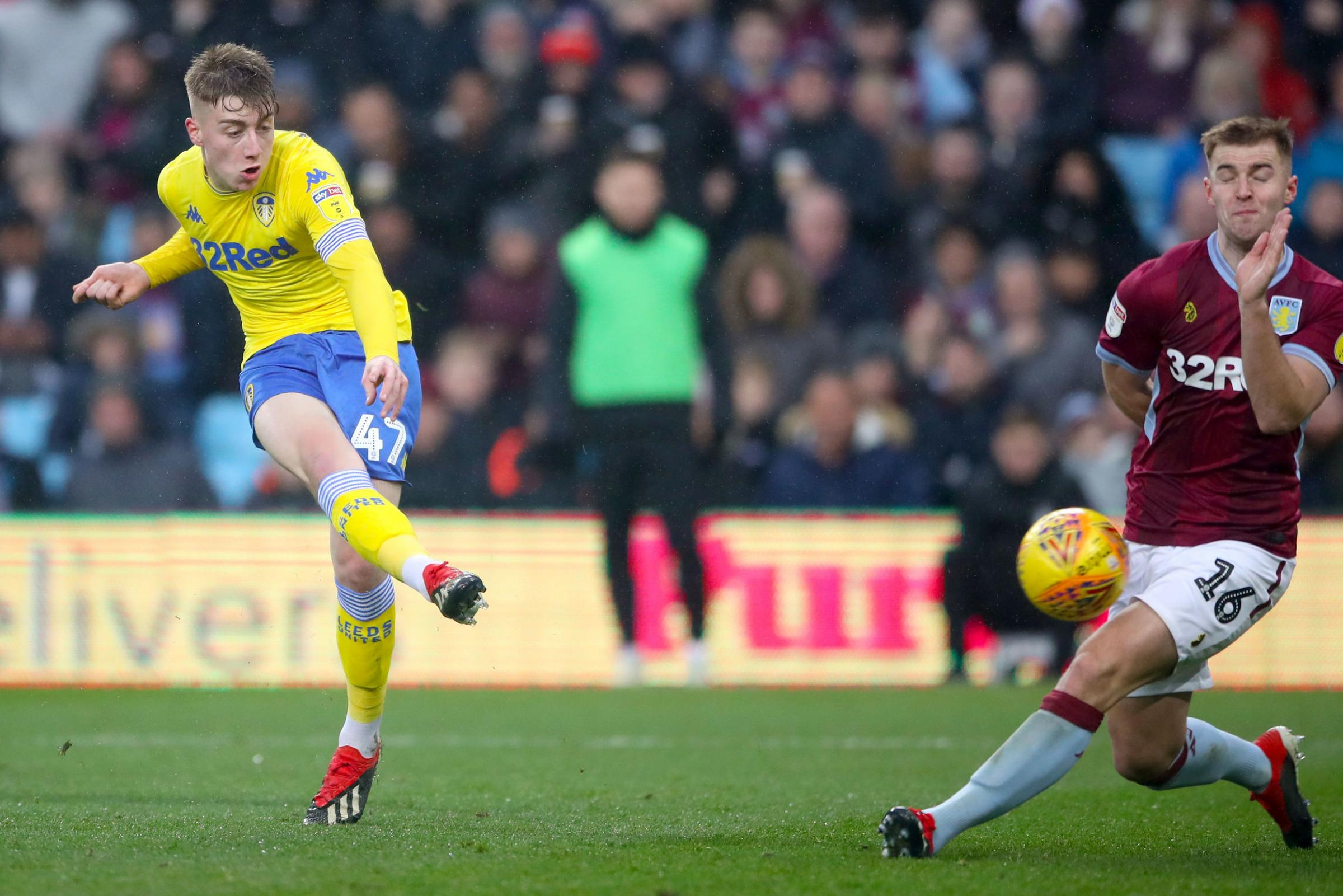 Report claiming Cherries' interest in Leeds star Jack Clarke understood to be wide of the mark