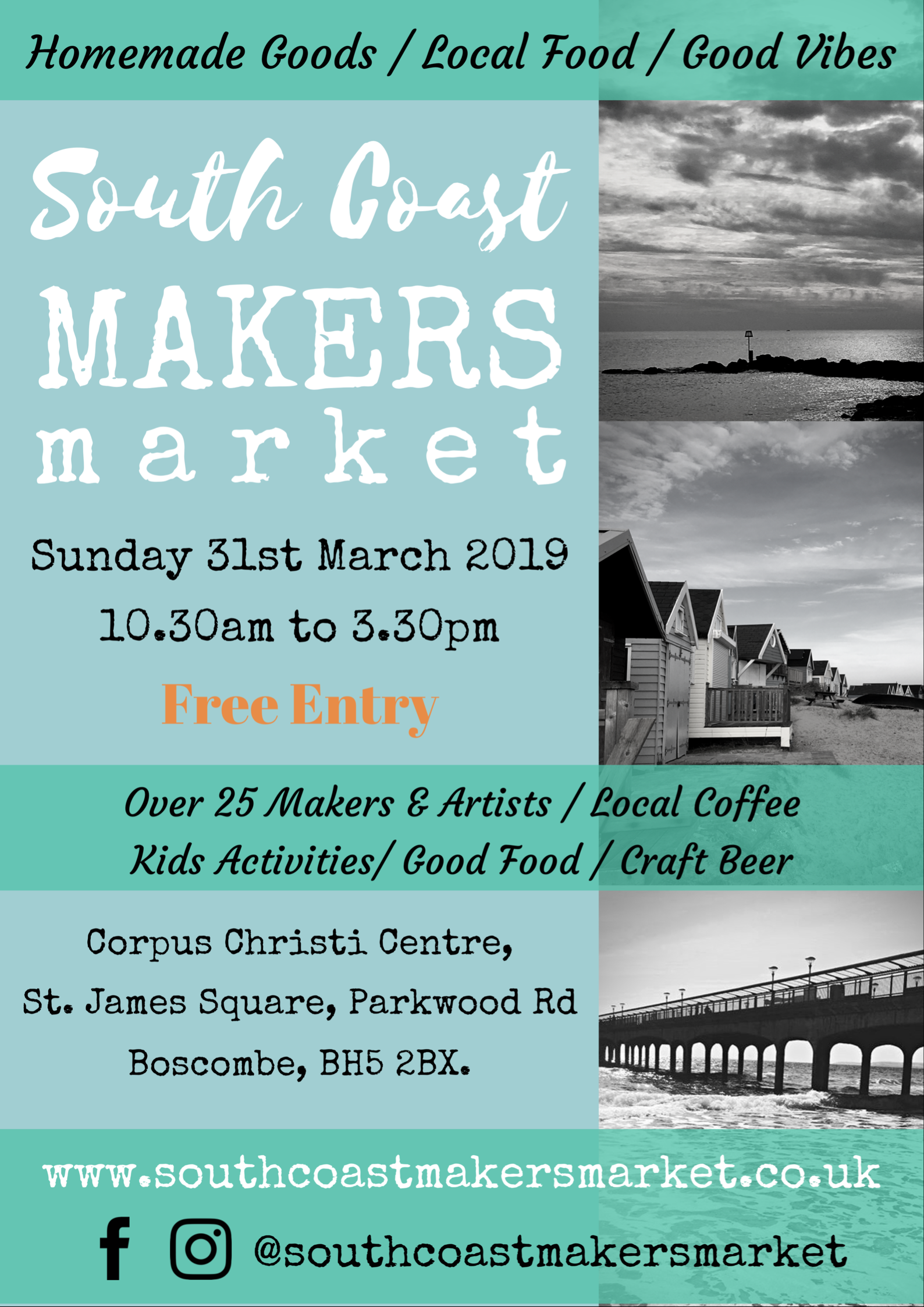 South Coast Makers Mothers Day Market